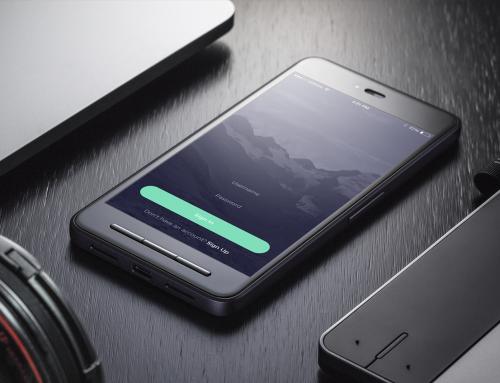 Smartphone Mockup #1